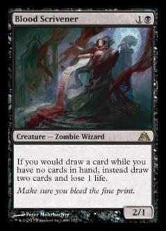 bloodscrivener