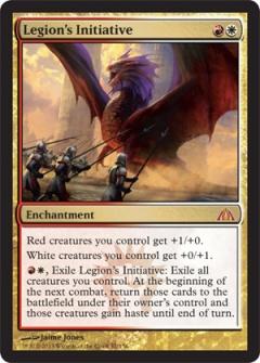 dragons maze Legions Initiative