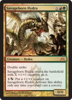 dragons maze Savageborn Hydra