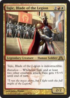 Dragons Maze Tajic blade legion