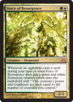 dragon's maze Voice Resurgence
